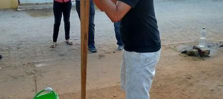 Projeto Vizinhança Arborizada - Bairro Castelo Branco - Juazeiro-BA - 02.07.15