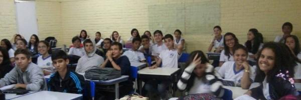 Atividade sobre o uso de agrotóxicos - Escola Otacílio Nunes de Souza - Petrolina-PE - 07.08.15